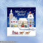 Kartki świąteczne tłoczone – Wzór BN 01.03