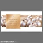 Kartki świąteczne zdjęciowe – Wzór BN 02.02