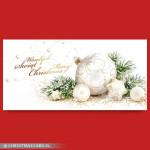 Kartki świąteczne zdjęciowe – Wzór BN 02.03