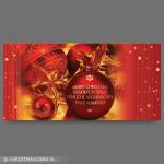 Kartki świąteczne zdjęciowe – Wzór BN 02.04