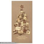 Kartki świąteczne złocone – Wzór BN 03.01
