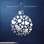 Kartki świąteczne złocone – Wzór BN 03.04