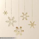 Kartki świąteczne złocone – Wzór BN 03.05