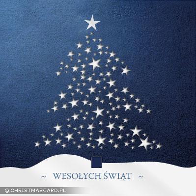 laserowo wycinana kartka świąteczna 04.00